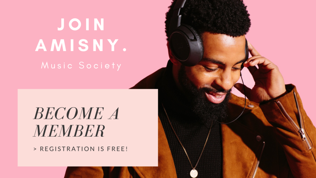 Become A Member Of Amisny